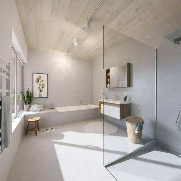 Badezimmer im DMP 8 (Symbolbild)